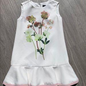 Victoria Beckham for Target Kids Ivory & flowers